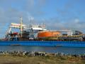 Specialskib til kabeludlægning
